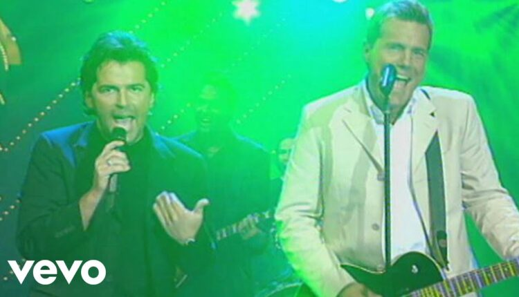 Modern Talking — Last Exit To Brooklyn (WDR Die Lotto-Show 19.05.2001) (VOD)